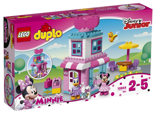 【予約】おもちゃ LEGO ミニーのおみせ 「レゴ デュプロ」 10844