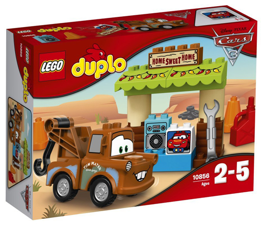 【予約】おもちゃ LEGO メーターの小屋 「レゴ デュプロ」 10856
