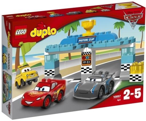 【新品】おもちゃ LEGO ピストンカップレース 「レゴ デュプロ」 10857