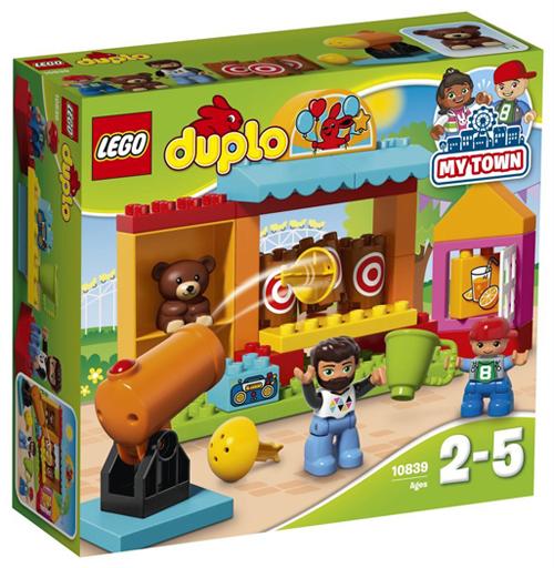 【新品】おもちゃ LEGO デュプロのまち まとあて 「レゴ デュプロ」 10839