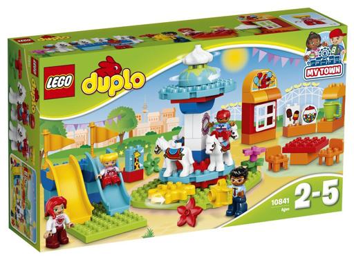 【新品】おもちゃ LEGO デュプロのまち ちいさな遊園地 「レゴ デュプロ」 10841