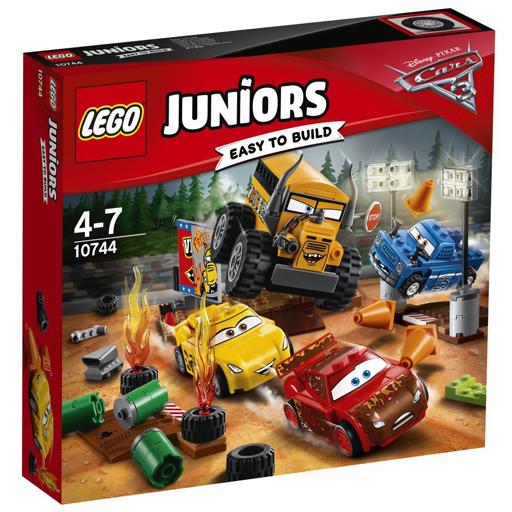 【新品】おもちゃ LEGO サンダーホローのクレイジー8レース 「レゴ ジュニア」 10744