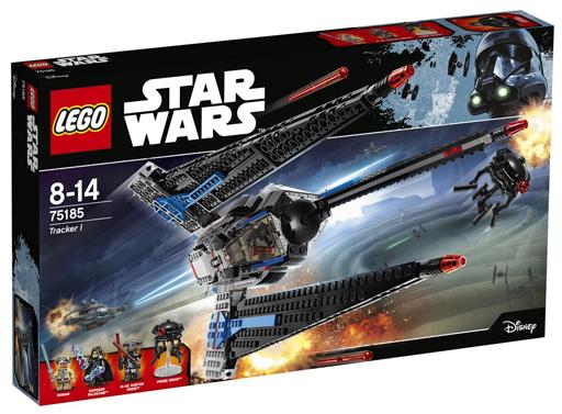 【中古】おもちゃ LEGO トラッカーI 「レゴ スター・ウォーズ」 75185