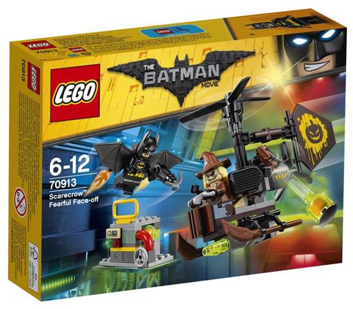 【新品】おもちゃ LEGO スケアクロウとの対決 「レゴ バットマン」 70913
