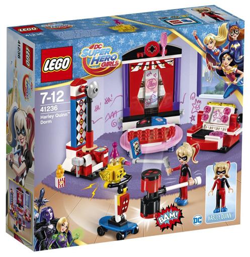 【新品】おもちゃ LEGO ハーレイ・クインのドーム 「レゴ DCスーパーヒーローガールズ」 41236