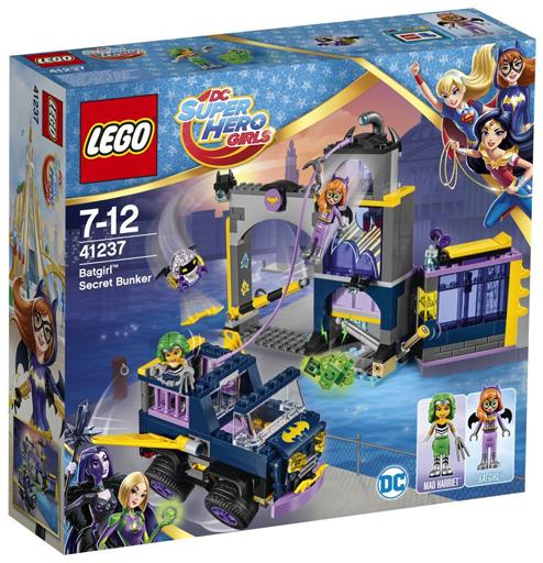 【新品】おもちゃ LEGO バットガールのひみつの貯蔵庫 「レゴ DCスーパーヒーローガールズ」 41237