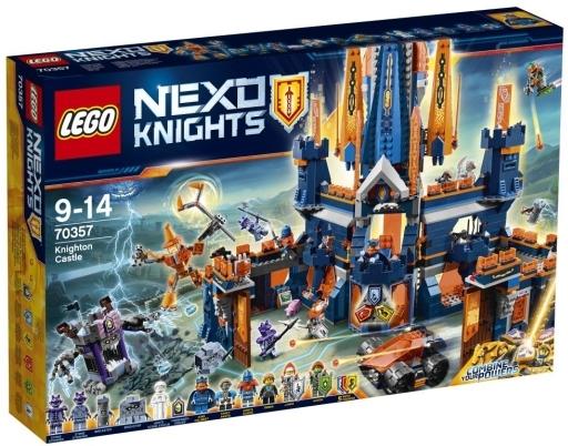 【中古】おもちゃ LEGO ナイトン城 「レゴ ネックスナイツ」 70357