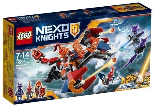 【新品】おもちゃ LEGO メイシーのネックス・ウイング 「レゴ ネックスナイツ」 70361