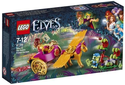 【新品】おもちゃ LEGO ゴブリンの森からの脱出 「レゴ エルフ」 41186