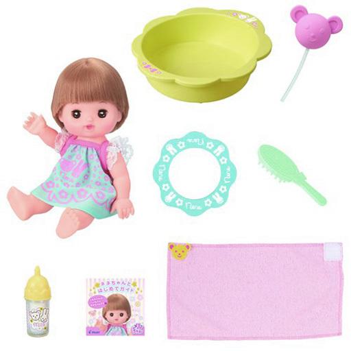 【新品】おもちゃ おめめぱちくりネネちゃん おふろセット 「メルちゃん」
