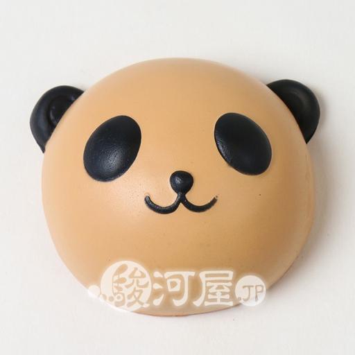 【新品】スクイーズ(食品系/おもちゃ) 柔らか動物パン パンダ マザーガーデン
