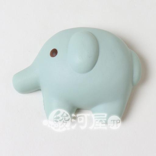 【新品】スクイーズ(食品系/おもちゃ) 柔らか動物パン ぞう マザーガーデン