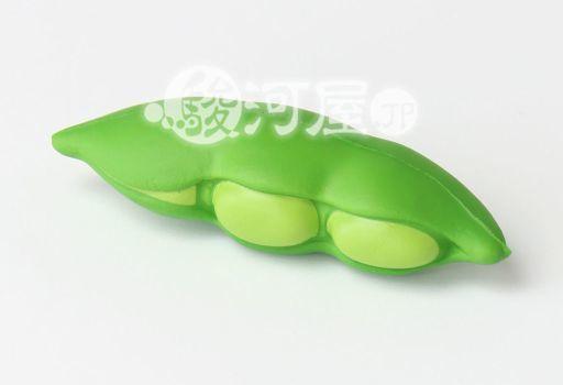 【新品】スクイーズ(食品系/おもちゃ) 野いちご 柔らかえだまめ マザーガーデン