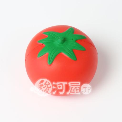 【新品】スクイーズ(食品系/おもちゃ) 野いちご 柔らかトマト マザーガーデン