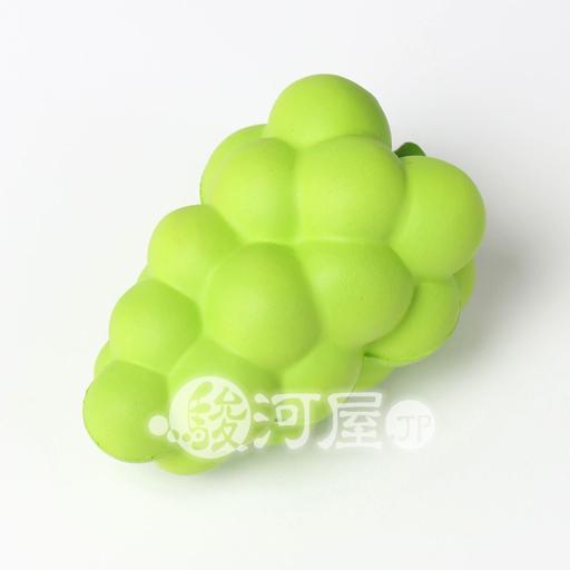 【新品】スクイーズ(食品系/おもちゃ) 野いちご 柔らかマスカット マザーガーデン