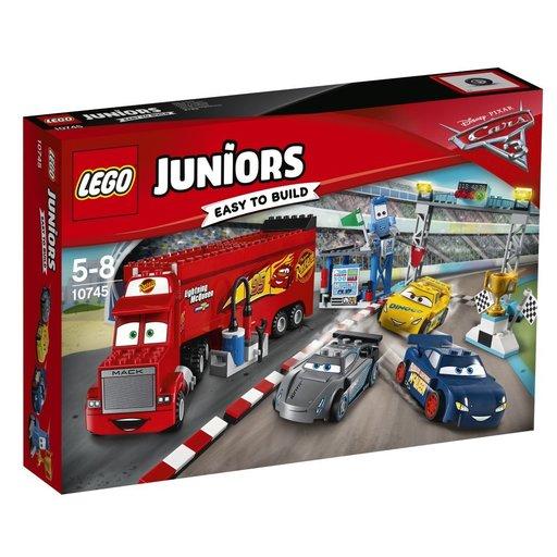 【新品】おもちゃ LEGO ファイナル・レース 500 フロリダ 「レゴ ジュニア」 10745