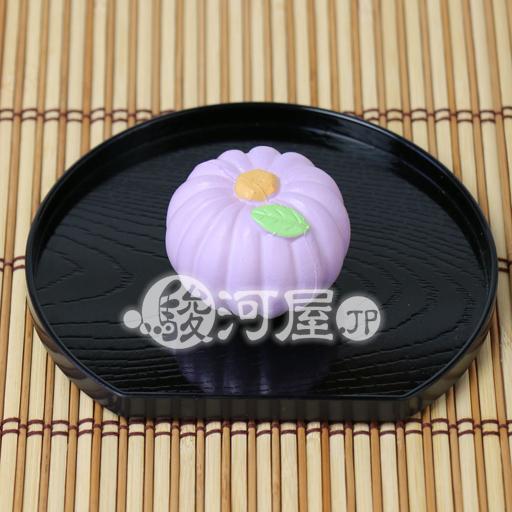【新品】スクイーズ(食品系/おもちゃ) 野いちご 柔らか練り切り 紫 マザーガーデン