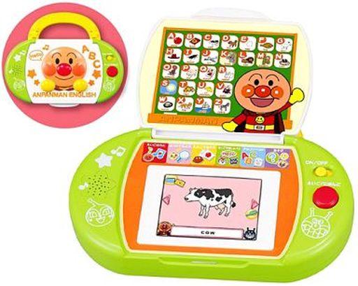 【中古】おもちゃ [箱・説明書欠品] おしゃべりいっぱい!タッチであそぼ!アンパンマンはじめてEnglish(えいご) 「それいけ!アンパンマン」
