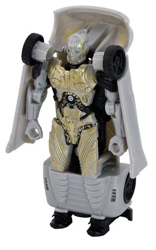 【中古】おもちゃ TLK-26 スピードチェンジ コグマン 「トランスフォーマー ムービー」 スピードチェンジシリーズ