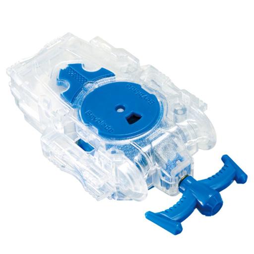 【新品】おもちゃ B-99 ベイランチャーL クリアホワイト 「ベイブレードバースト」