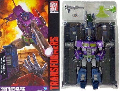 買取】Shattered Glass Optimus ...