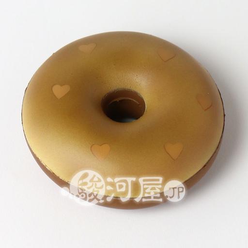 【新品】スクイーズ(食品系/おもちゃ) 色が変わるドーナツ キャラメル→カスタード マザーガーデン