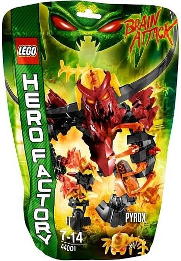 【中古】おもちゃ LEGO PYROX -パイロックス-「レゴ ヒーローファクトリー」 44001