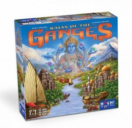 ガンジスの藩王  (Rajas of the Ganges)