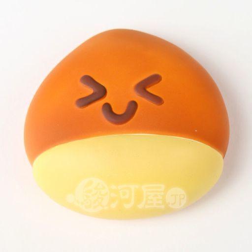 【新品】スクイーズ(食品系/おもちゃ) 野いちご 柔らか栗あんぱん マザーガーデン