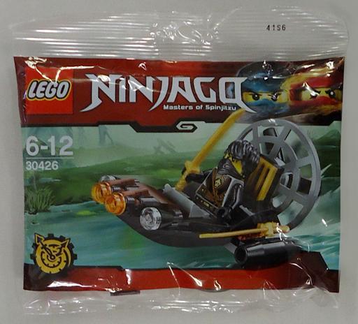 【中古】おもちゃ LEGO ホバーボート 「レゴ ニンジャゴー」 30426