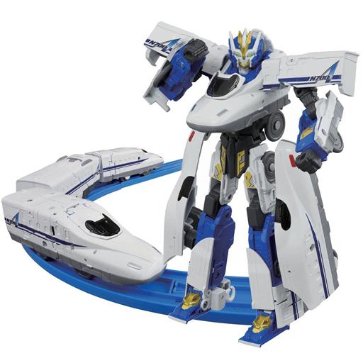 【中古】おもちゃ プラレール DXS05 シンカリオン N700A のぞみ 「新幹線変形ロボ シンカリオン」