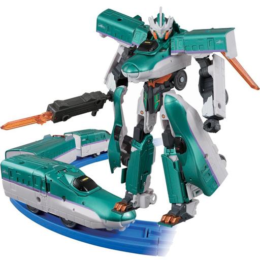 【新品】おもちゃ プラレール DXS06 シンカリオン H5 はやぶさ 「新幹線変形ロボ シンカリオン」