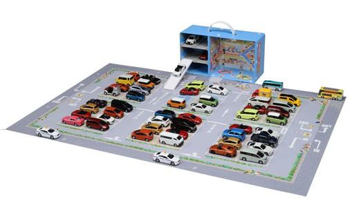【新品】おもちゃ トミカタウン トミカをいっぱいならべよう!ひろ?い駐車場のショッピングモール