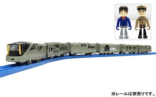 【中古】おもちゃ プラレール クルーズトレインDXシリーズ TRAINSUITE四季島