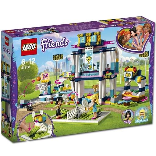 【新品】おもちゃ LEGO ハートレイク スポーツパーク 「レゴ フレンズ」 41338