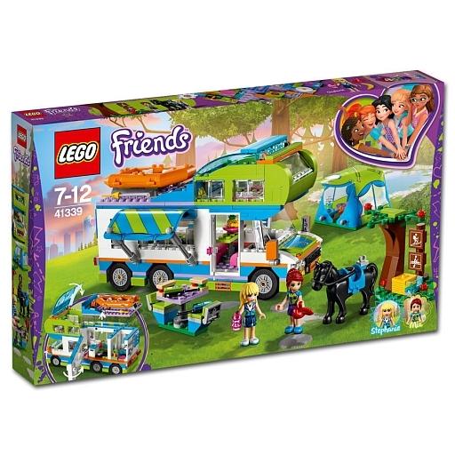 【中古】おもちゃ LEGO ミアのキャンピングカー 「レゴ フレンズ」 41339