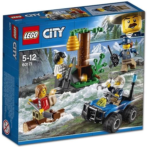 【新品】おもちゃ LEGO 山のドロボウたち 「レゴ シティ」 60171