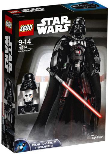 【新品】おもちゃ LEGO ダース・ベイダー 「レゴ スター・ウォーズ」 75534