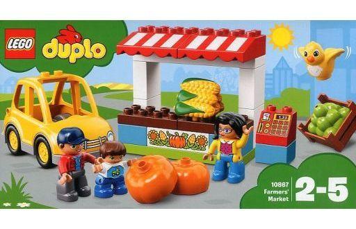 【新品】おもちゃ LEGO ぼくじょうのおみせ 「レゴ デュプロ」 10867