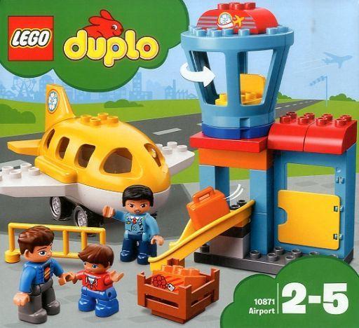 【新品】おもちゃ LEGO デュプロのまちくうこう 「レゴ デュプロ」 10871