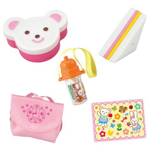 【新品】おもちゃ えんそくセット 「メルちゃん」