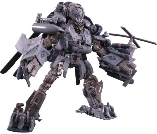 【中古】おもちゃ SS-08 ブラックアウト 「トランスフォーマームービー スタジオシリーズ」