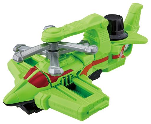 【新品】おもちゃ VSビークルシリーズ DXサイクロンダイヤルファイター 「快盗戦隊ルパンレンジャーVS警察戦隊パトレンジャー」