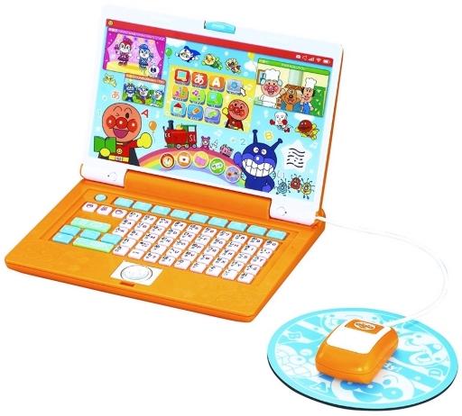 【新品】おもちゃ あそんでまなべる!マウスでクリック!アンパンマンパソコン 「それいけ!アンパンマン」