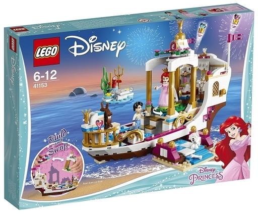 """【予約】おもちゃ LEGO アリエル""""海の上のパーティ"""" 「レゴ ディズニー」 41153"""