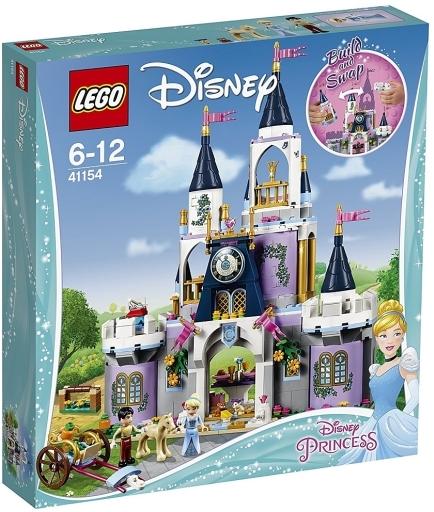【予約】おもちゃ LEGO シンデレラのお城 「レゴ ディズニー」 41154