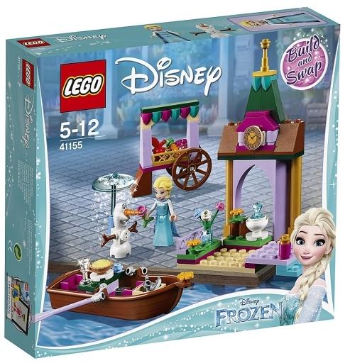 """【予約】おもちゃ LEGO アナと雪の女王""""アレンデールの市場"""" 「レゴ ディズニー」 41155"""