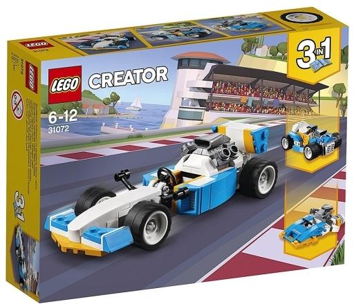 【新品】おもちゃ LEGO スーパーカー 「レゴ クリエイター」 31072