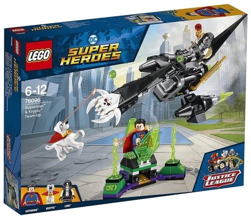 【予約】おもちゃ LEGO クリプトナイトの監獄からの救出 「レゴ スーパー・ヒーローズ」 76096