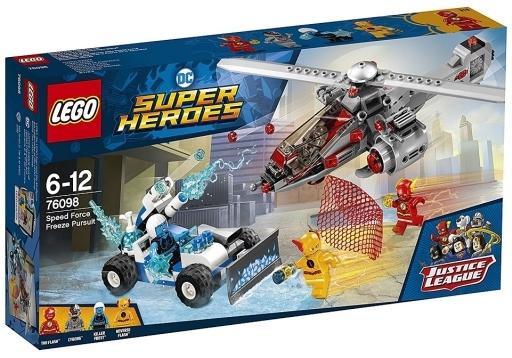 【中古】おもちゃ LEGO インフューザーの奪還 「レゴ スーパー・ヒーローズ」 76098